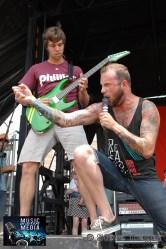 AUGUST BURNS RED VANS WARPED TOUR 2011 CAMDEN NEW JERSEY 03