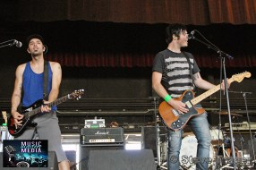 RELIENT K VANS WARPED TOUR 2011 CAMDEN NEW JERSEY 07