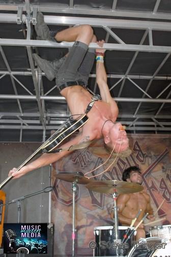 VENETIA FAIR VANS WARPED TOUR 2011 CAMDEN NEW JERSEY 14