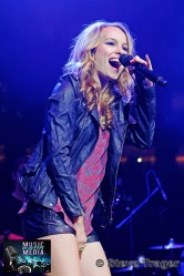 BRIDGIT MENDLER Q102 JINGLE BALL 2012 WELLS FARGO CENTER PHILADELPHIA PA 15