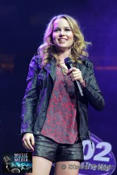 BRIDGIT MENDLER Q102 JINGLE BALL 2012 WELLS FARGO CENTER PHILADELPHIA PA 27
