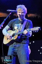 ED SHEERAN Q102 JINGLE BALL 2012 WELLS FARGO CENTER PHILADELPHIA PA 19