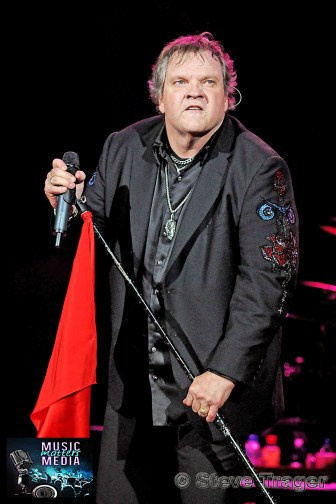 MEATLOAF MAD, MAD WORLD TOUR 2012 TOWER THEATER UPPER DARBY PA 18