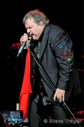 MEATLOAF MAD, MAD WORLD TOUR 2012 TOWER THEATER UPPER DARBY PA 19