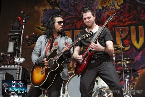 POP EVIL 93.3 WMMRBQ 2012 SUSQUEHANNA BANK CENTER CAMDEN NEW JERSEY 12