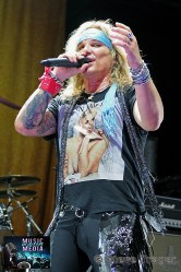 STEEL PANTHER 93.3 WMMRBQ 2012 SUSQUEHANNA BANK CENTER CAMDEN NEW JERSEY 14