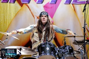 STEEL PANTHER 93.3 WMMRBQ 2012 SUSQUEHANNA BANK CENTER CAMDEN NEW JERSEY 17
