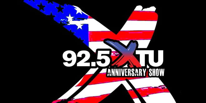 Thomas Rhett More Join The 33rd 925 XTU Anniversary Show