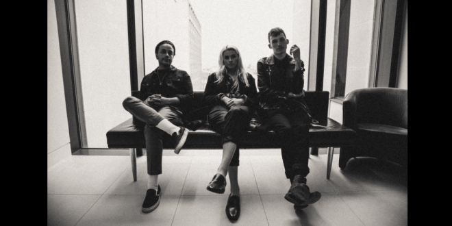 """WATCH: PVRIS Perform """"HEAVEN"""" and a Brand New Song"""