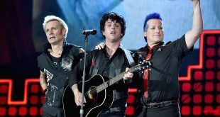 Green Day; Photo by Theo Wargo/Getty Images for Global Citizen
