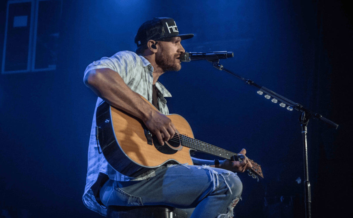 Chase Rice Announces Hdeu Head Down Eyes Up Summer Party During