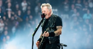 Metallica; Photo by Andrew Wendowski/Music Mayhem Magazine