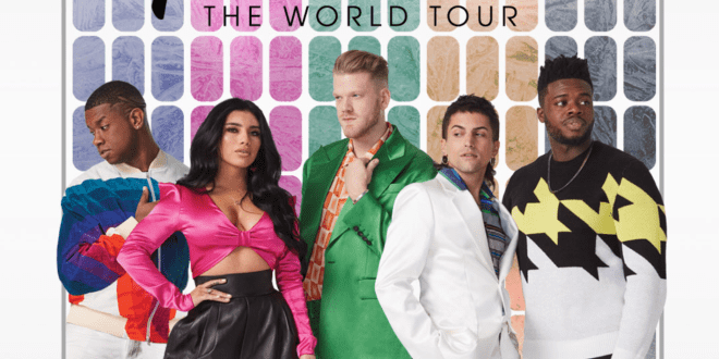 Pentatonix Announces 2019 World Tour with Special Guest