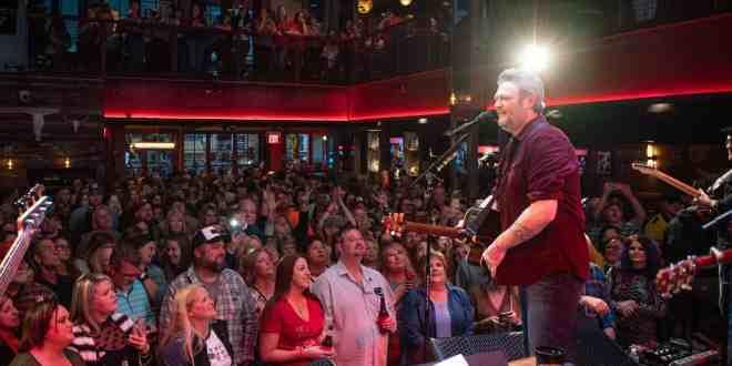 Photos: Ole Red Gatlinburg and Blake Shelton Celebrate