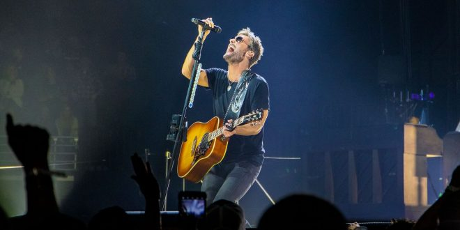 Eric Church; Photo by Justice Slone