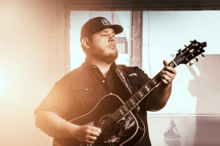 Luke Combs; Photo Courtesy of Luke Combs on Facebook