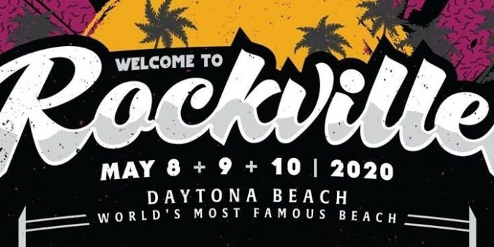 Daytona Music Festival 2020 Welcome To Rockville Announces New Festival Location At Daytona