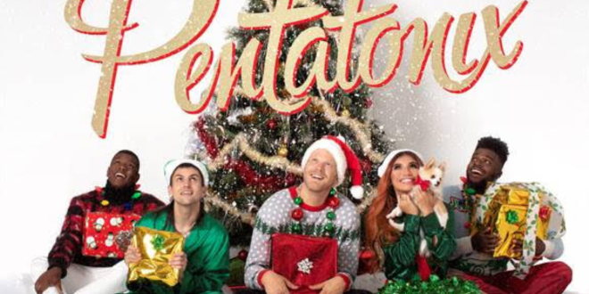 Pentatonix Christmas Deluxe.Pentatonix Announces Holiday Themed Greatest Hits Album