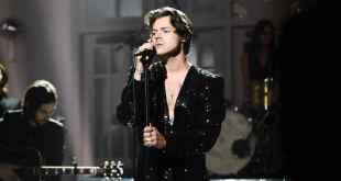 Harry Styles; Photo by: Will Heath/NBC