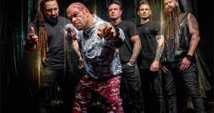 Five Finger Death Punch; Photo by Stephen Jensen