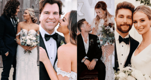 Country Music Weddings of 2019