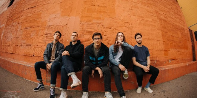 Knuckle Puck; Photo by Lupe Bustos