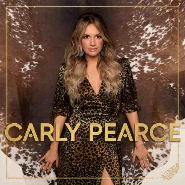 Carly Pearce Album Cover Art Courtesy of Big Machine Records