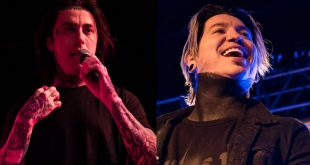 Falling In Reverse and Escape The Fate; Photo by Andrew Wendowski