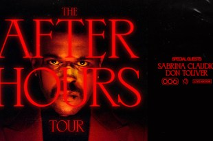 The Weeknd's 'The After Hours' Tour Dates