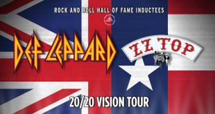 Def Leppard and ZZTOP Tour Dates 2020