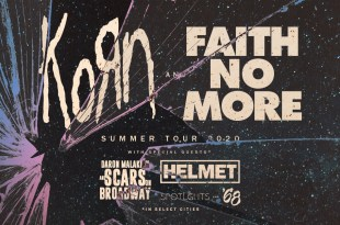Korn and Faith No More