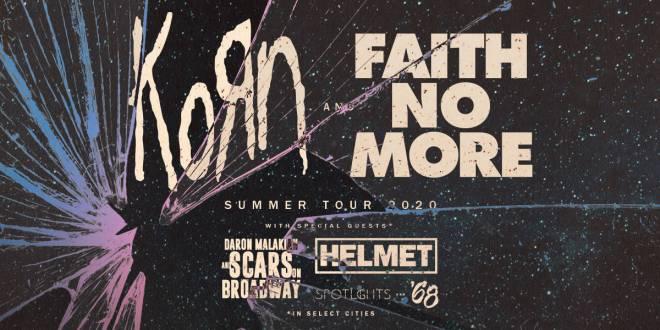 Korn and Faith No More