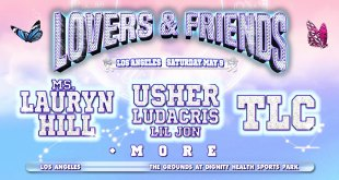 Lovers & Friends Festival Lineup