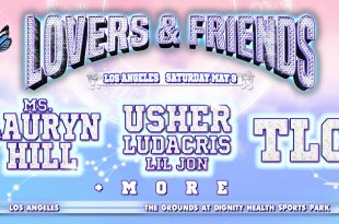 Lovers & Friends Festival Lineup