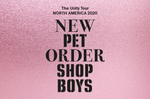 Pet Shop Boys and New Order Tour Dates 2020