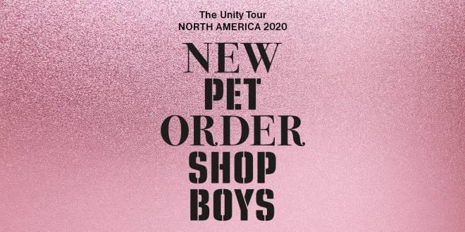 Pet Shop Boys and New Order Tour Dates 2020