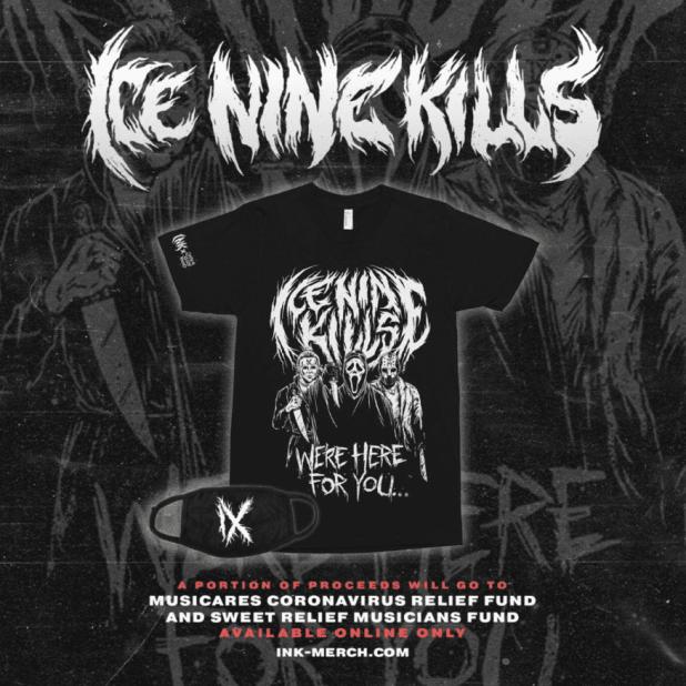 Ice Nine Kills T-shirt