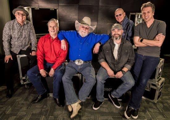 Charlie Daniels Band; Photo by Nate Shuppert