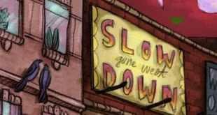 "Gone West ""Slow Down"" Lyric Video"