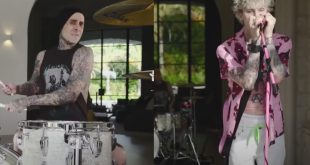 """Machine Gun Kelly feat. Travis Barker """"Bloody Valentine"""""""