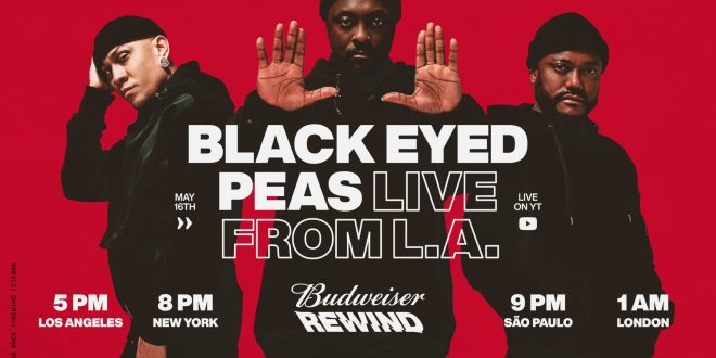 """BUDWEISER INVITES YOU TO KICKBACK TO YOUR FAVORITE HITS WITH LIVESTREAM MUSIC SERIES """"BUDWEISER REWIND"""""""