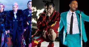 The Chicks, Billie Eilish and John Legend