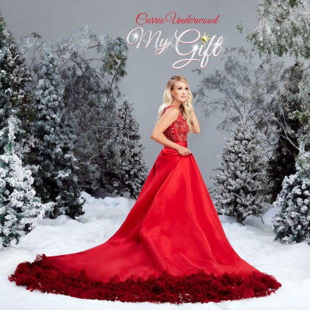 "Carrie Underwood Releases Beautiful, New Christmas Song ""Let There Be Peace""  – Music Mayhem Magazine"