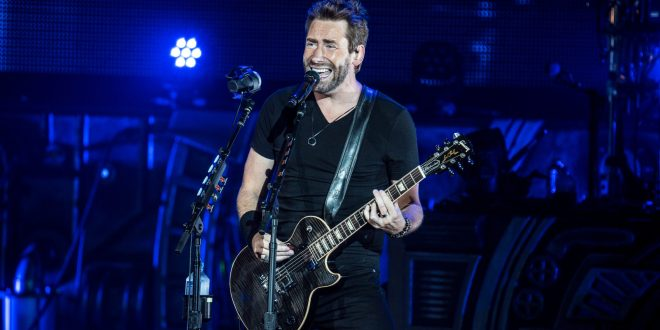 NickelBack; Photo by Andrew Wendowski