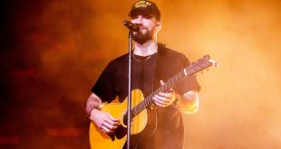 Sam Hunt; Photo by Rich Fury/Getty Images for Visible