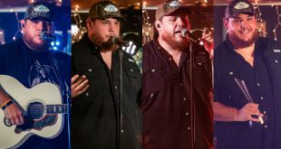 Luke Combs; Photos Courtesy of CBS