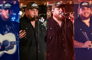 Luke Combs; Photos Courtesy of CBS