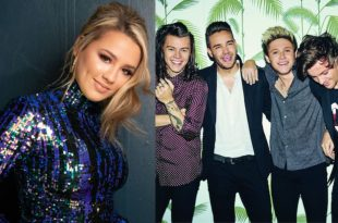 Gabby Barrett and One Direction