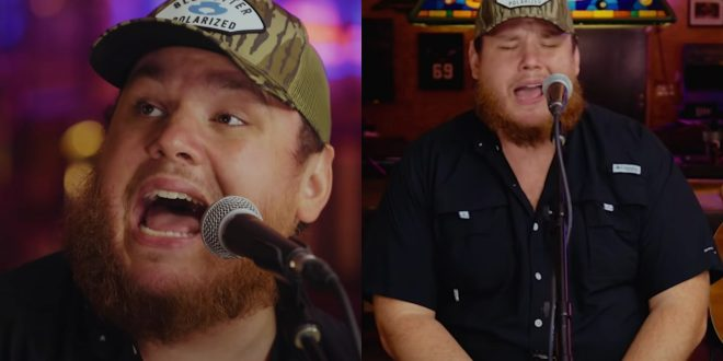 "Luke Combs ""The Other Guy"""
