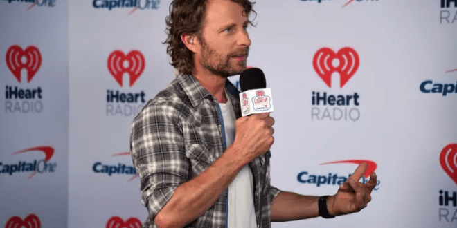 Dierks Bentley; Photo Courtesy of Getty Images for iHeartRadio